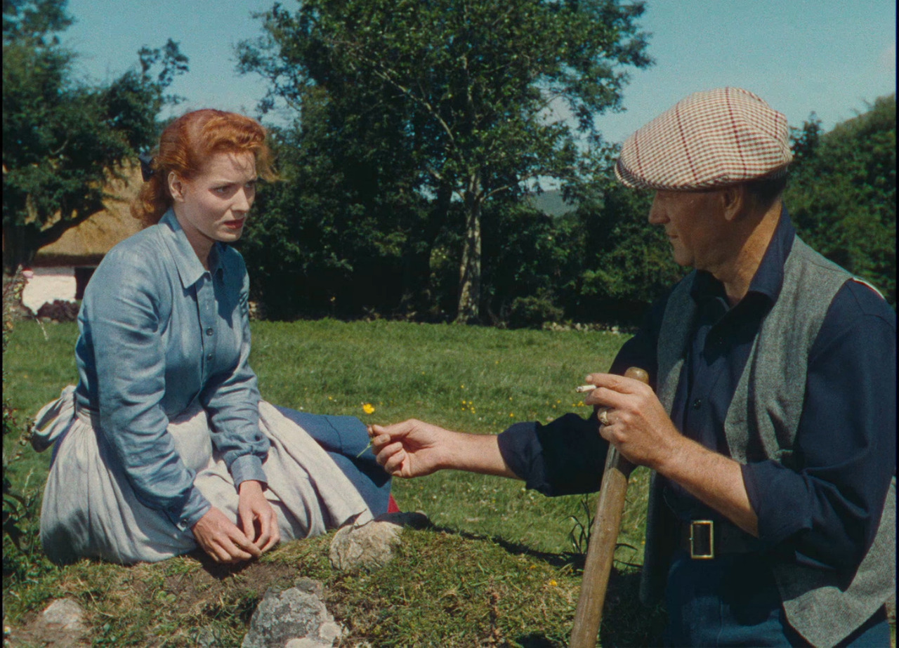 Big Valley Ford >> Maureen O'Hara Dies at 95 | Flickreel