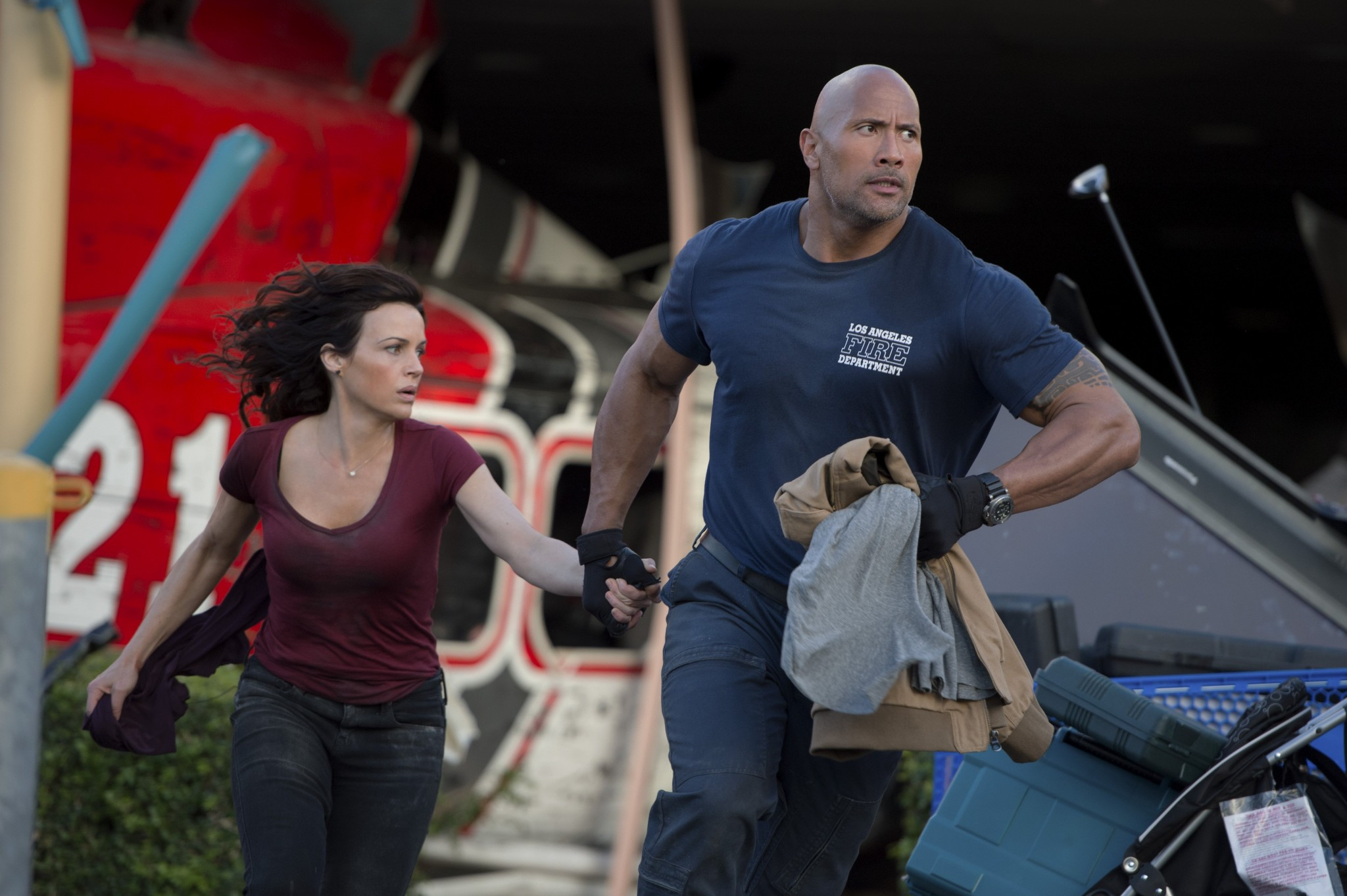 San Andreas - Review