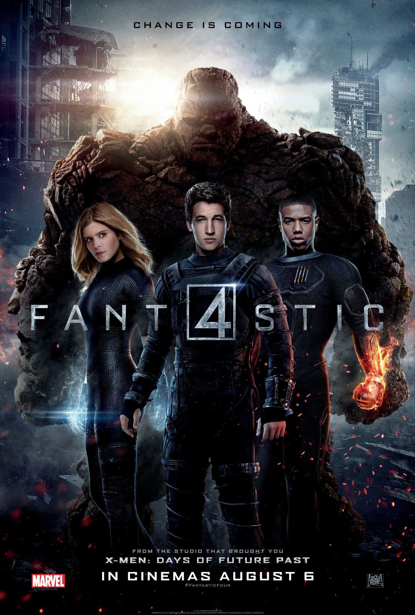 Fantastic-Four-One-Sheet