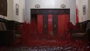bloody-elevator