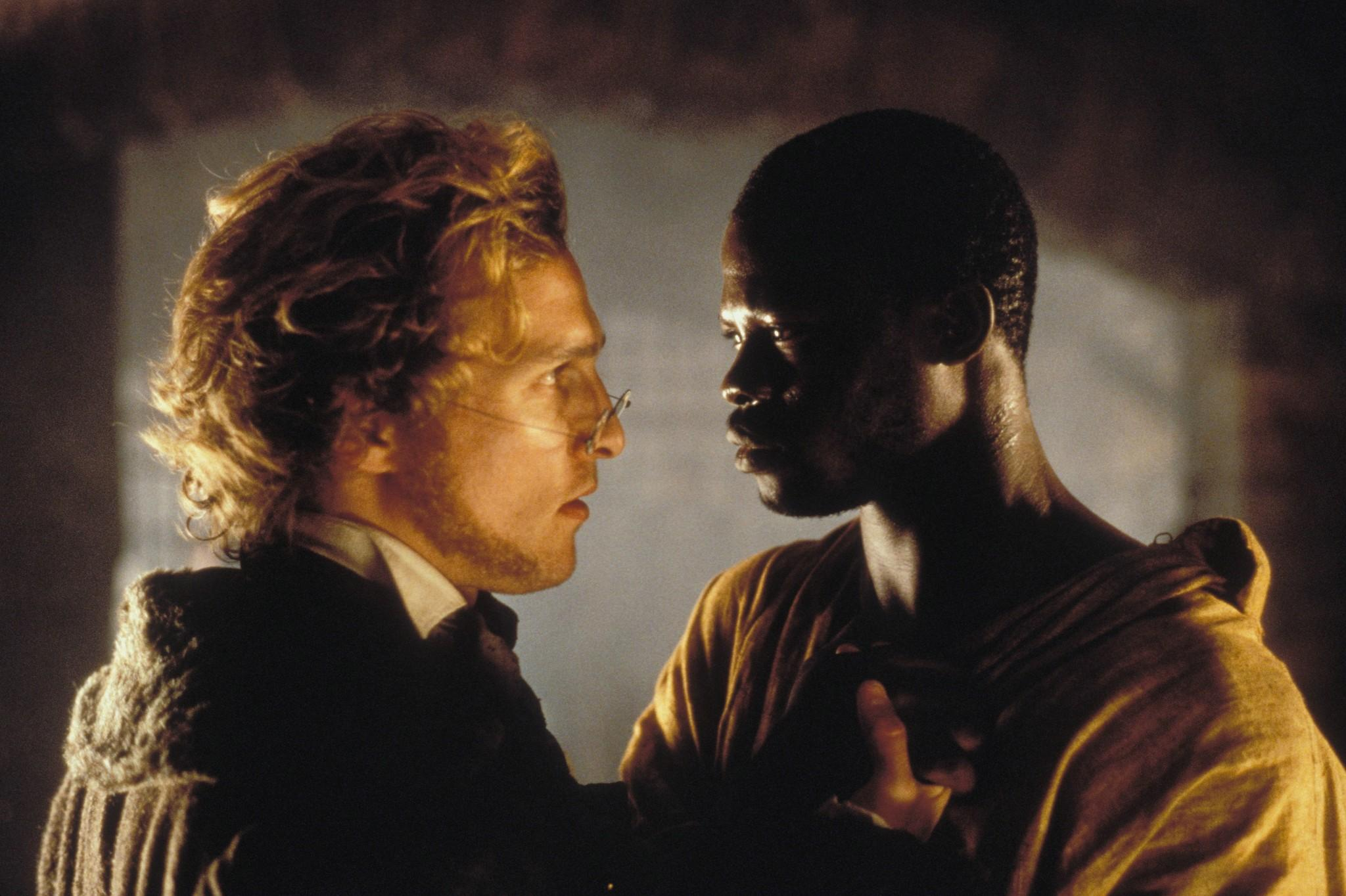 still-of-matthew-mcconaughey-and-djimon-hounsou-in-amistad-(1997)