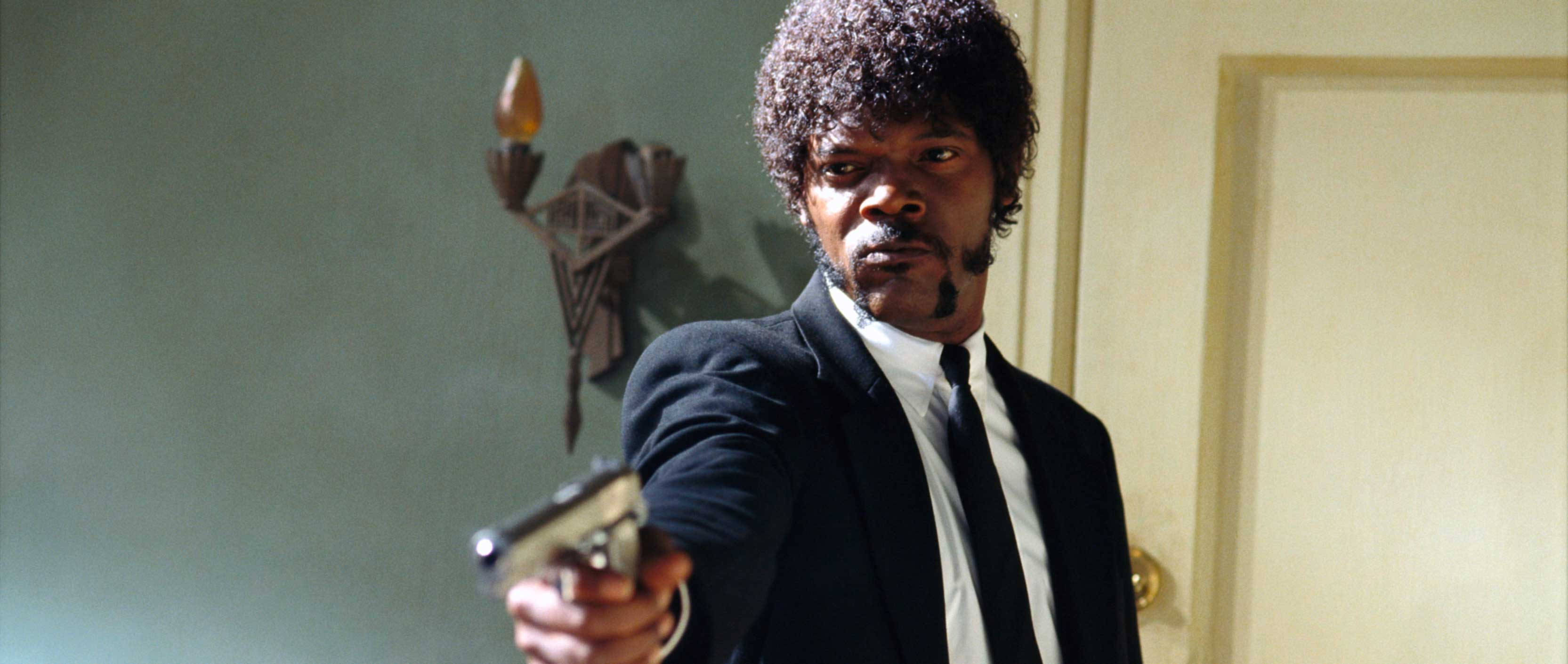 """an analysis of the controversial film pulp fiction directed by quentin tarantino Uma thurman quentin tarantino kill bill  acting (even well-directed acting,  presumably) just can't deliver  tarantino's third film, """"jackie brown,"""" offers up  another strong heroine in the form of pam grier's eponymous flight attendant   an idea thurman first hit upon while they were making """"pulp fiction."""