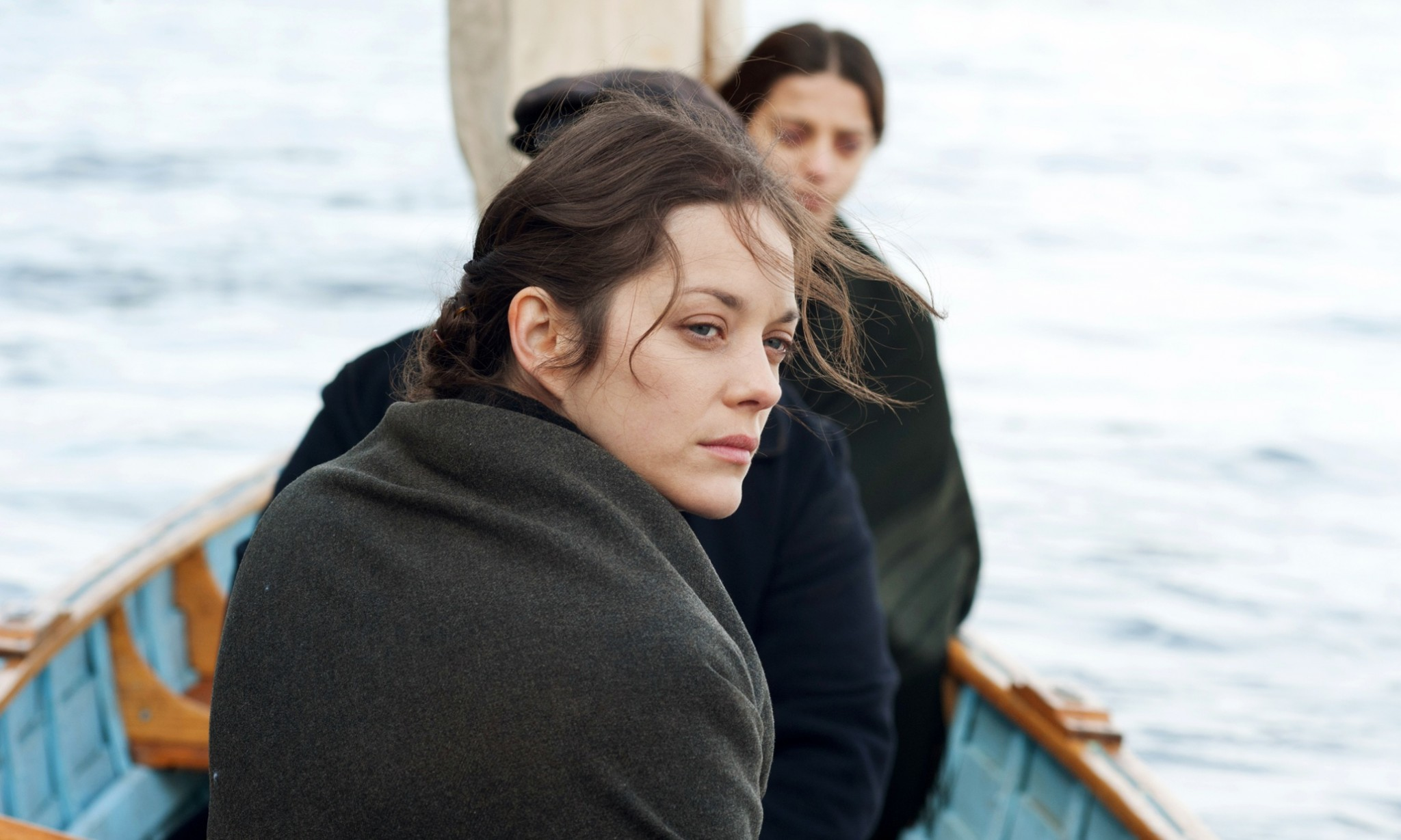 Film Review The Immigrant