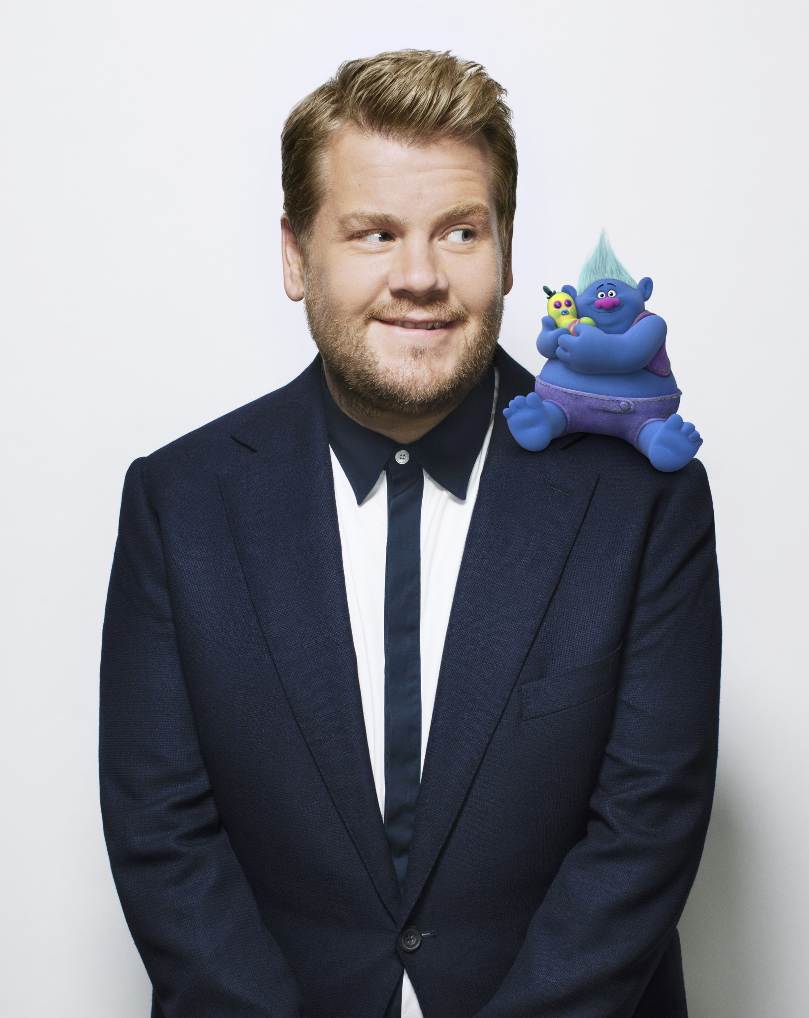 WEST HOLLYWOOD, CA.- JUNE 9: Comedian and TV host James Corden is photographed for Los Angeles Times on June 9, 2015 in West Hollywood, California. Published Image. CREDIT MUST READ: Jay L. Clendenin/Los Angeles Times/Contour by Getty Images. (Photo by Jay L. Clendenin/Los Angeles Times/Contour by Getty Images)