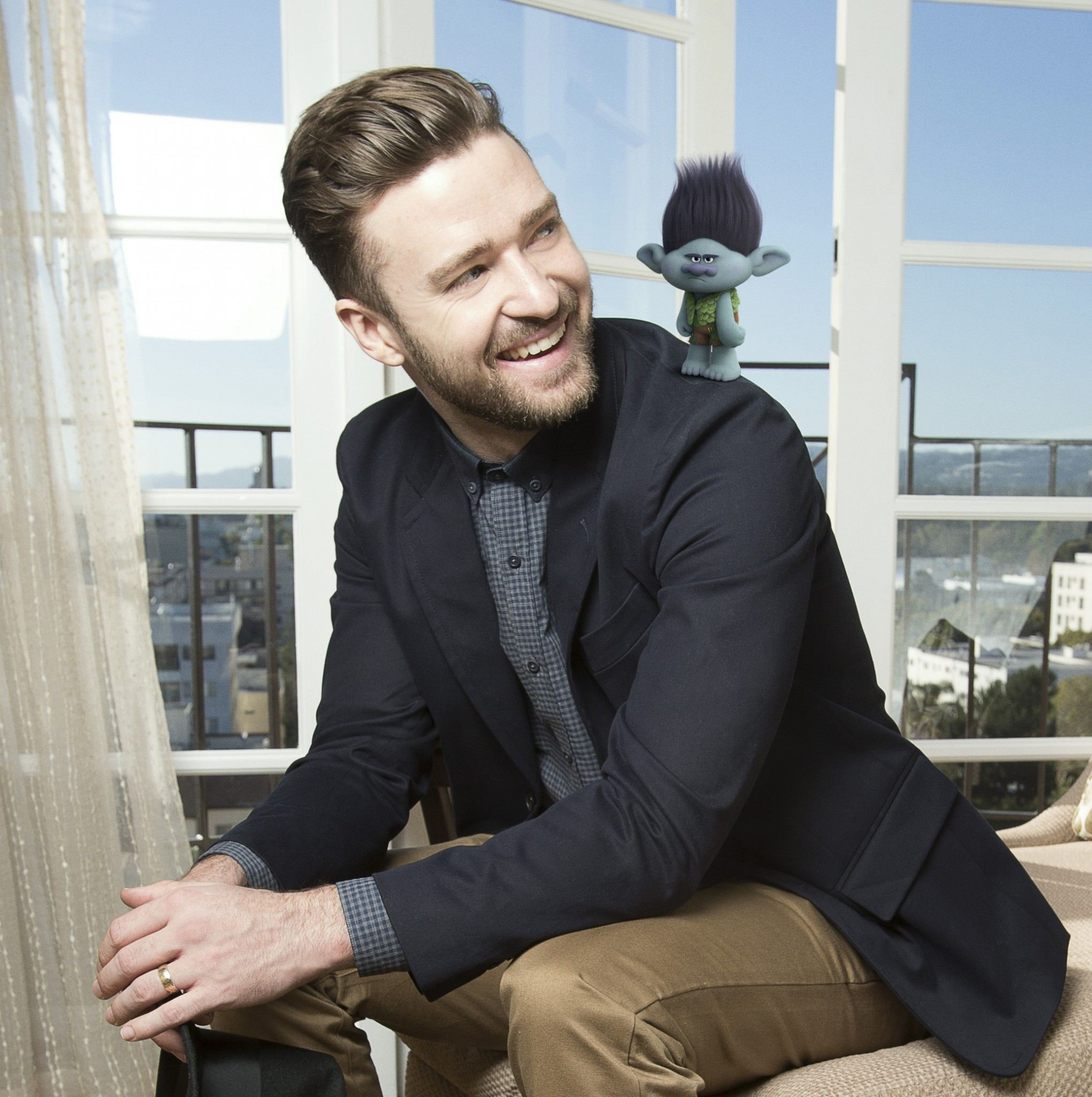 LOS ANGELES, CA - NOVEMBER 25: Singer and actor Justin Timberlake is photographed for Los Angeles Times on November 25, 2013 in Los Angeles, California. PUBLISHED IMAGES. (Photo by Kirk McKoy/Contour by Getty Images) *** Local Caption ***