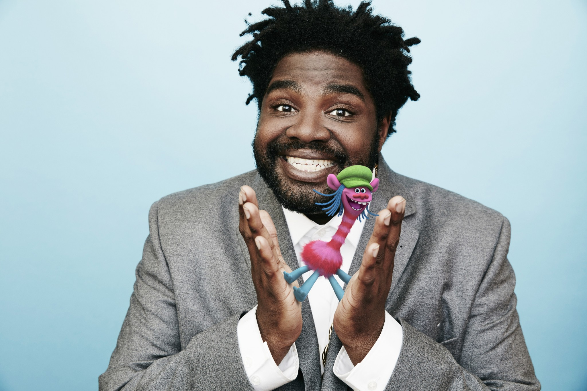 Ron Funches (Cooper)